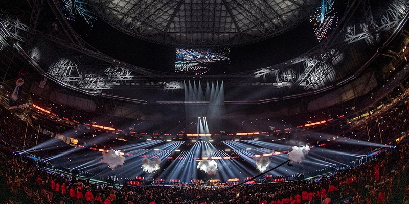 The Finest Sporting Events for a Luxury Experience - SuperBowl