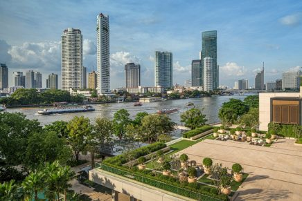 Four Seasons returns to Thailand with an all-new riverside sanctuary designed by Jean-Michel Gathy