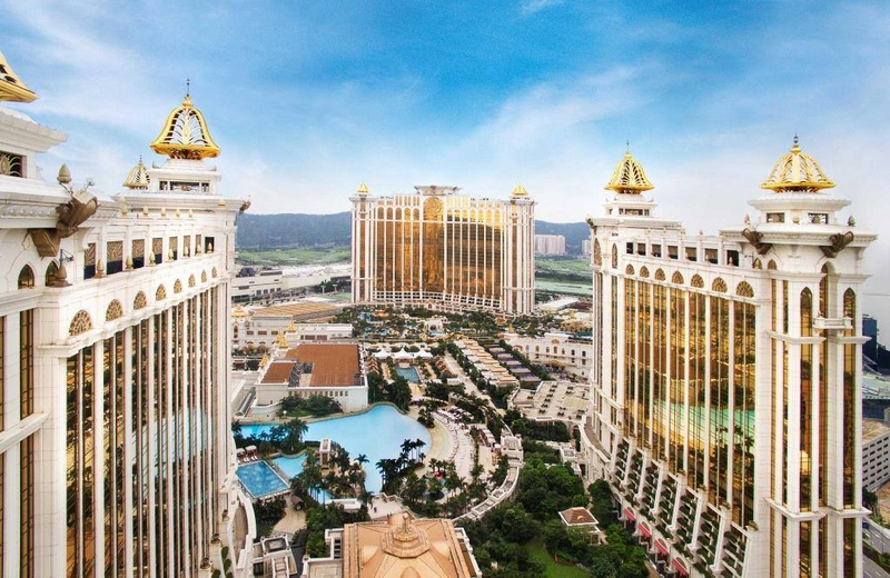 The Galaxy Macau - Winner of the World Travel Awards for Asia's Leading Casino Resort 2018