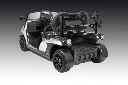 The Garia Mansory Prism – The fastest and lightest golf cart