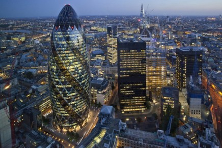 For sale: the Gherkin