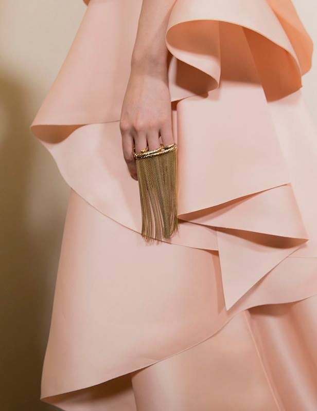 The Givenchy Haute Couture Show by Clare Waight Keller -accessories