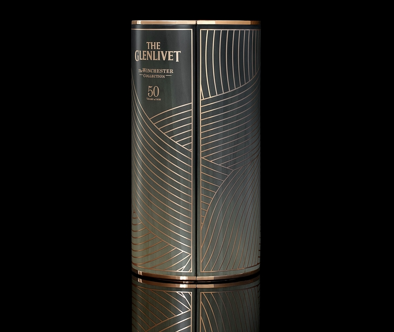 The Glenlivet Releases 50-Year-Old Winchester Collection Vintage 1967-