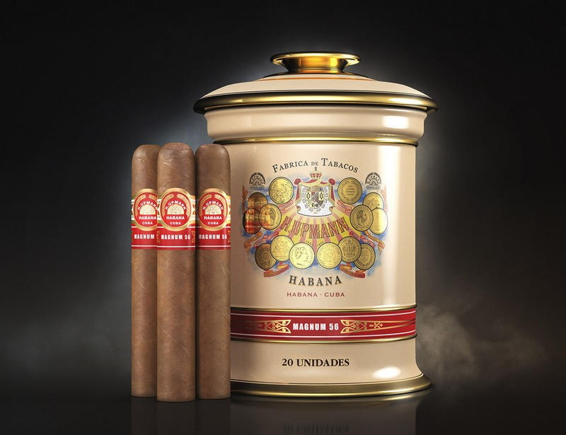 The H. Upmann Magnum 56 Jar
