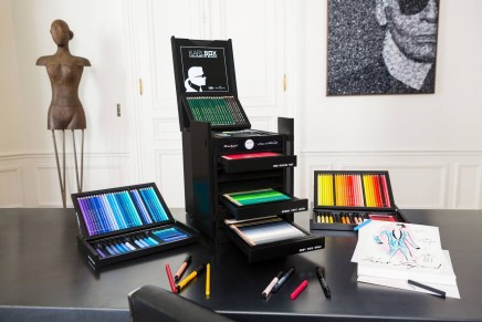 The Karlbox – the professional toolkit from Faber-Castell