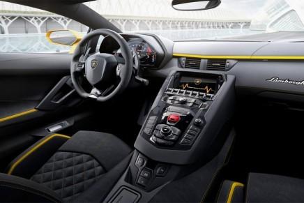 The Lamborghini Aventador S: The next generation of the V12 Lamborghini flagship