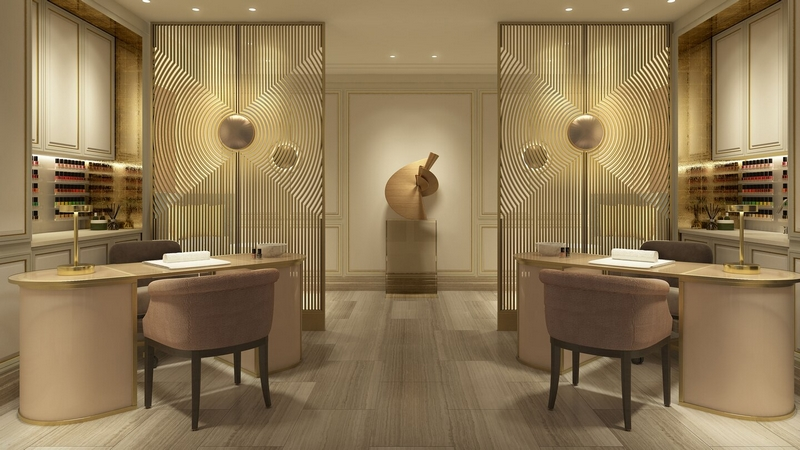 The Langley, a Luxury Collection Hotel, Buckinghamshire-2019-Beauty Room