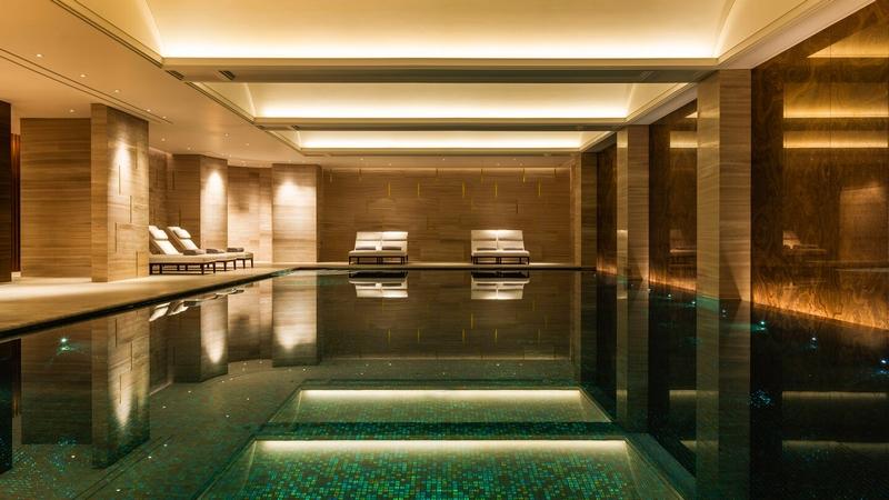 The Langley, a Luxury Collection Hotel, Buckinghamshire-2019-indoor pool