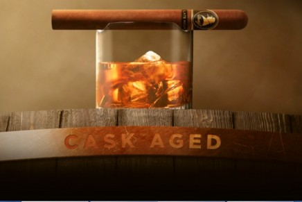 It's dark Richness can light up the night: Davidoff Late Hour Cask Aged