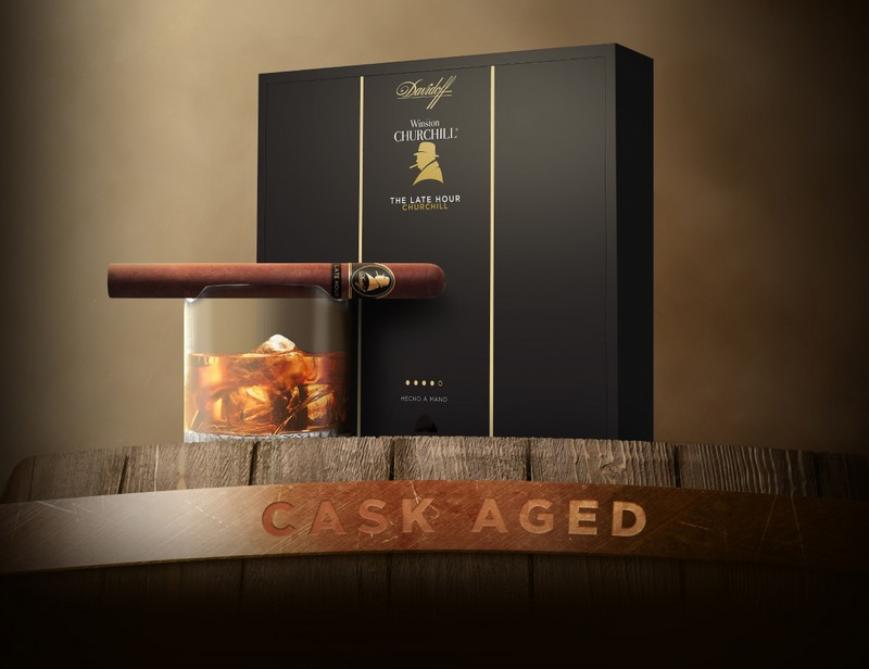 The Late Hour Cask Aged by Davidoff