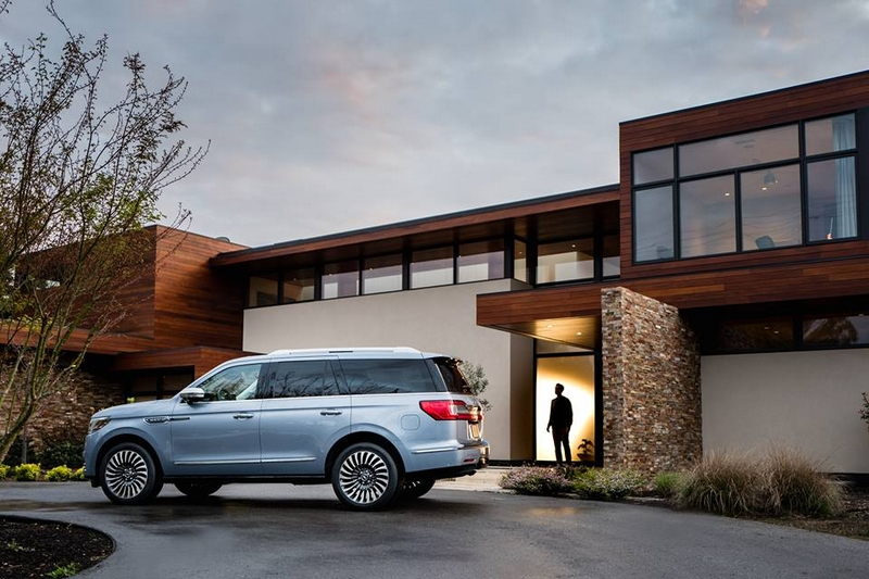 The Lincoln Motor Company