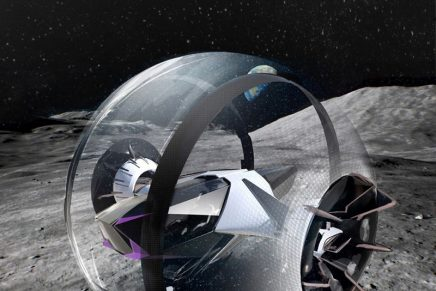 The Lunar Design Portfolio suggests what life on the moon might look like