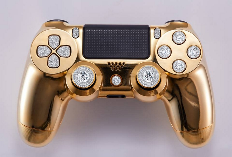 The Lux Dualshock 4
