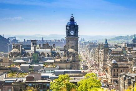 The Luxury Guide to Edinburgh