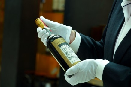 These two rare bottles have set the world record for the most expensive whisky