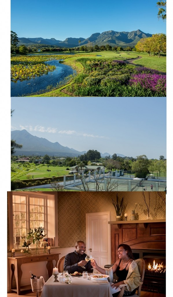 The Manor House at Fancourt George, South Africa 2019