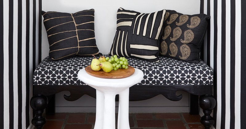 The Martyn Lawrence Bullard for Perennials collection is inspired by the renowned designer's exotic travels around the world-