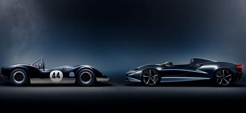 The McLaren Elva is a true Ultimate roadster