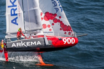 Arkema 3 Mini 6.50 prototype: A revolutionary Mini 6.50 in ocean racing