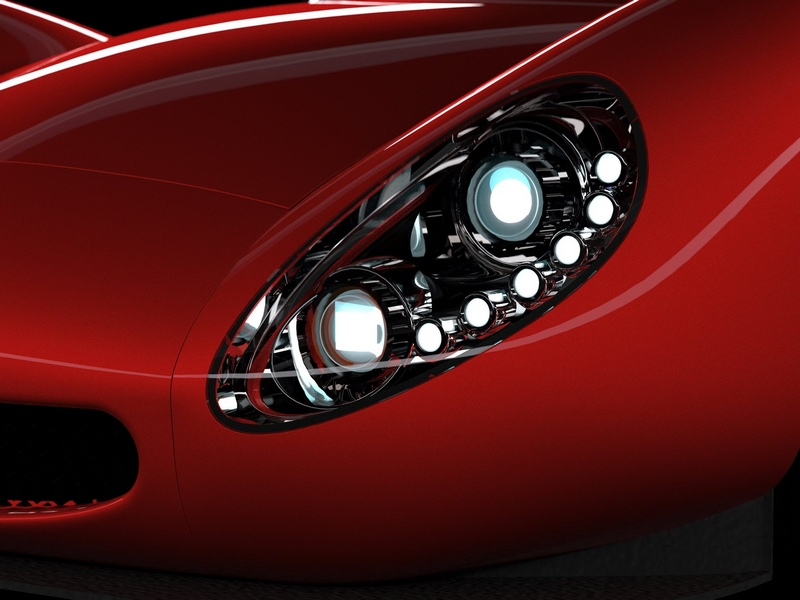 The Missile by CORBELLATI-details