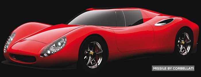 The Missile by CORBELLATI