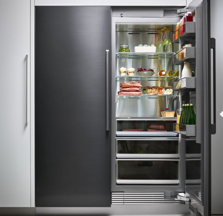 The Modernist Collection 2017 - Dacor's full line of revolutionary new kitchen products-Column Refrigeration