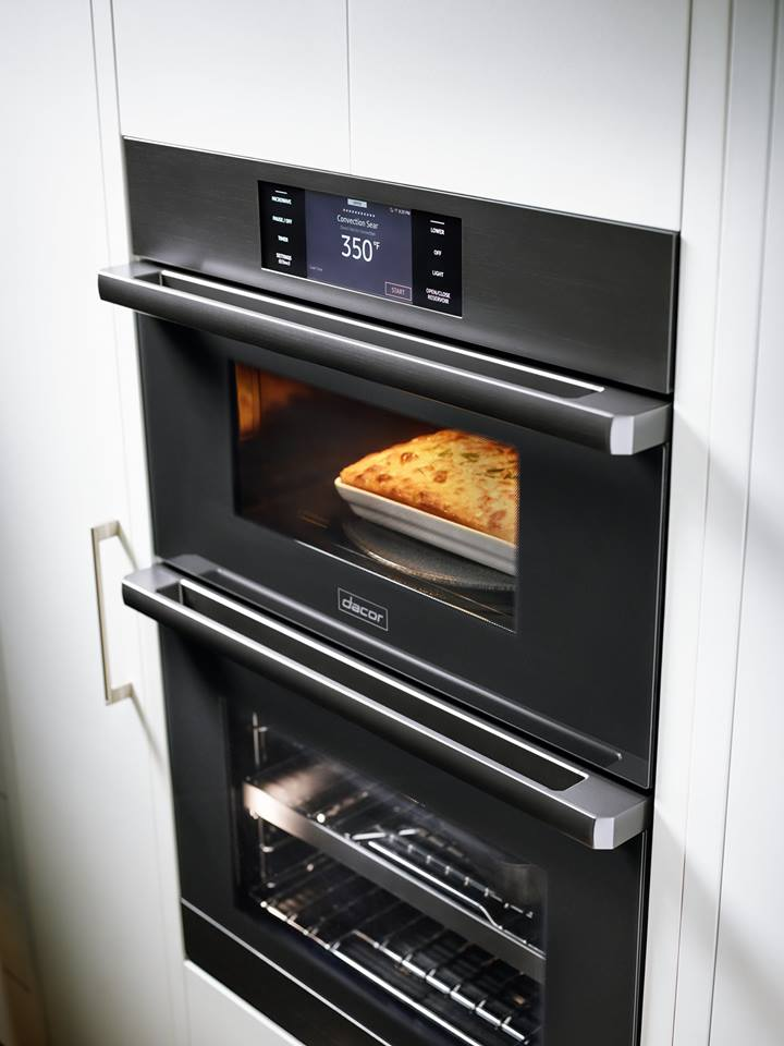 The Modernist Collection's Combi Wall Oven