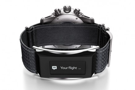 TimeWalker Urban Speed e-Strap – Montblanc's first foray into digital wearables