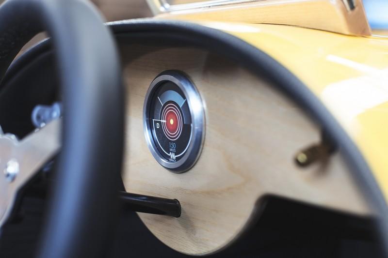 The Morgan EV3 Junior is targeting aspiring young drivers