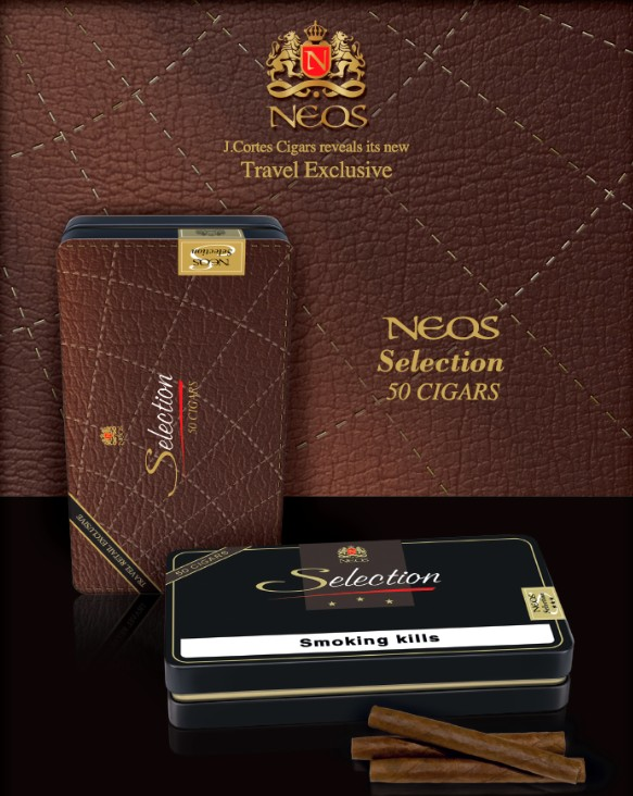 The NEOS SELECTION 50 CIGARS
