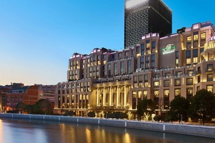 Bringing the Bellagio to China: The New Bellagio Shanghai Hotel is the first overseas to follow Las Vegas Original