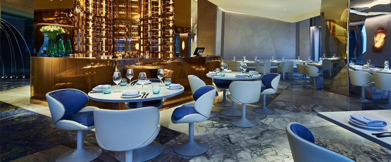 The New Bellagio Shanghai Hotel is the first overseas to follow Las Vegas Original - restaurants