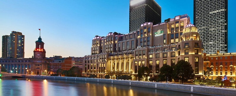 The New Bellagio Shanghai Hotel is the first overseas to follow Las Vegas Original