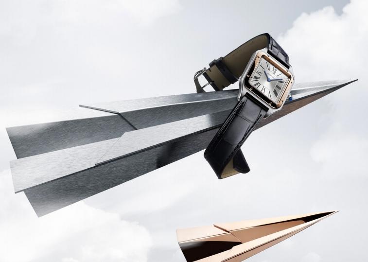 The New Cartier Santos-Dumont Watch