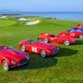The North American celebration of Ferrari's 70th anniversary takes place at 2017 Pebble Beach Concours d'Elegance