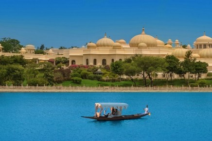 Palatial Oberoi in India voted World's Best Hotel Brand and the World's Best Hotel Overall
