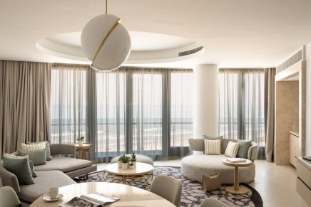 New Luxury Eco-Conscious Resort opens doors on Saadiyat Island, Abu Dhabi