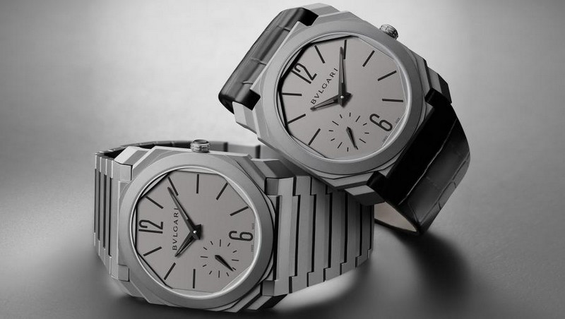 The Octo Finissimo Automatic - A THIRD WORLD RECORD FOR BVLGARI