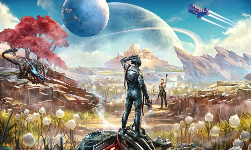 The Outer Worlds by Obsidian