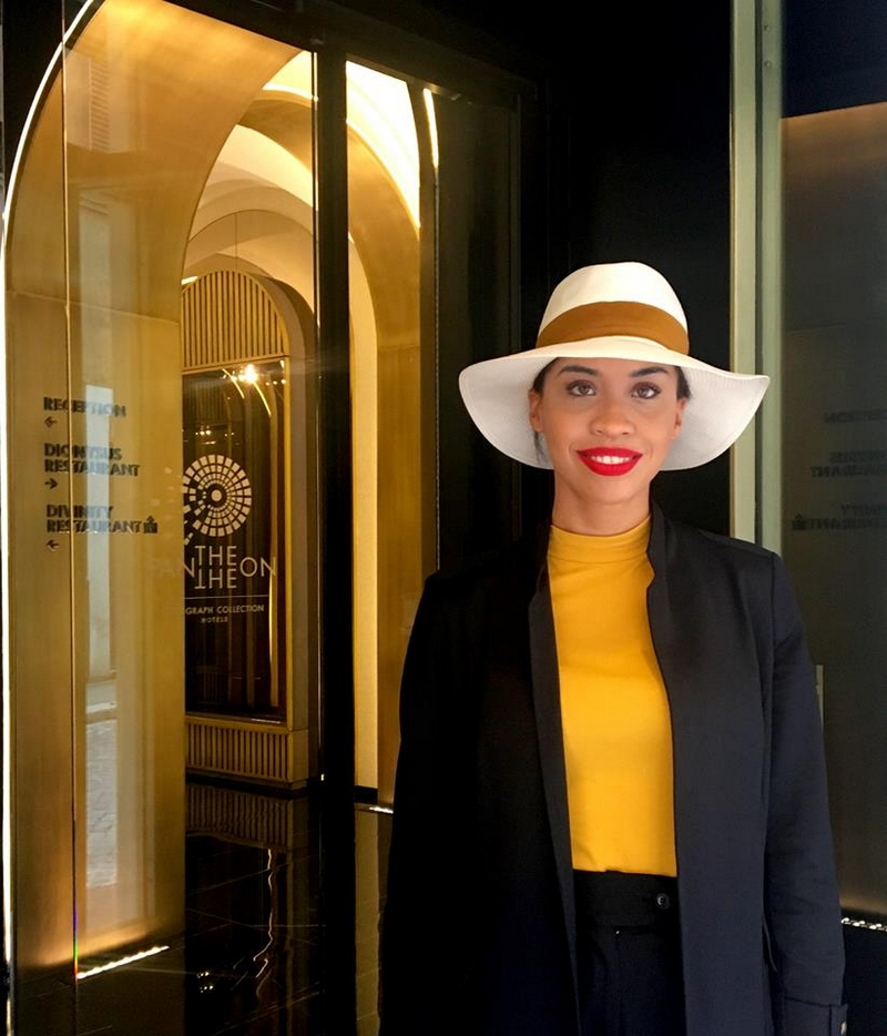 The Pantheon Iconic Rome Hotel - Candice - the marvellous doorwoman