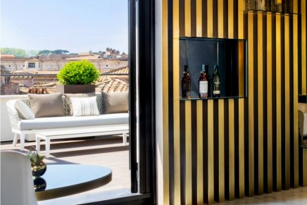 Modern Hospitality in Ancient Rome: The Pantheon Iconic Rome Hotel – exactly like nothing else guest experiences
