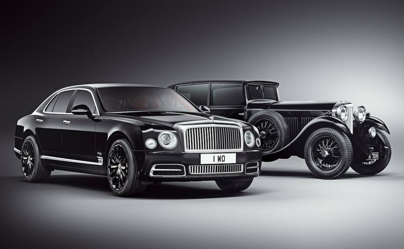 The Pebble Beach Concours d'Elegance welcomes the Bentley Motors Mulsanne W.O. Edition by Mulliner