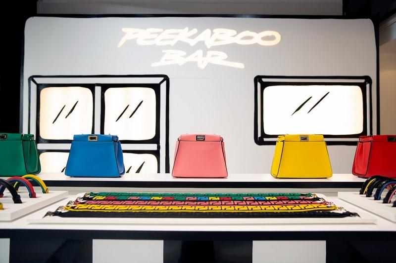 The Peekaboo Bar Harrods 2019