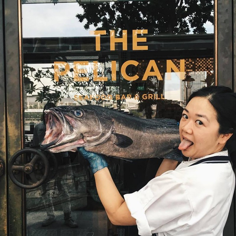 The Pelican Seafood Bar & Grill Singapore--
