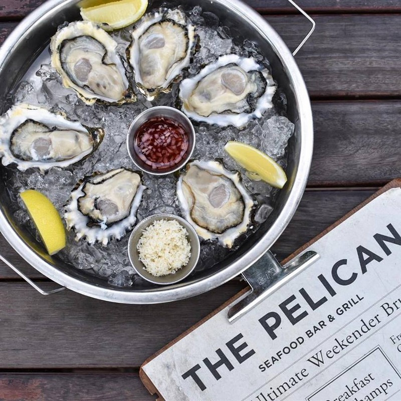 The Pelican Seafood Bar & Grill Singapore