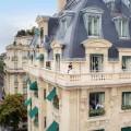 The Peninsula Paris Outdoor
