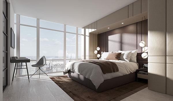 The Penthouse at NoMo SoHo 2017
