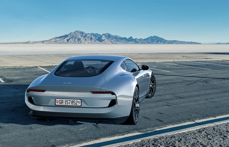 The Piëch Mark Zero takes the core design elements of the great GT sports car era