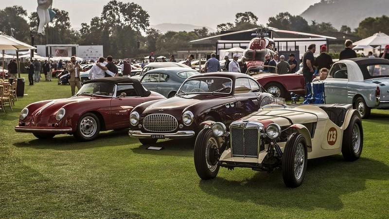 The Quail, A Motorsports Gathering -