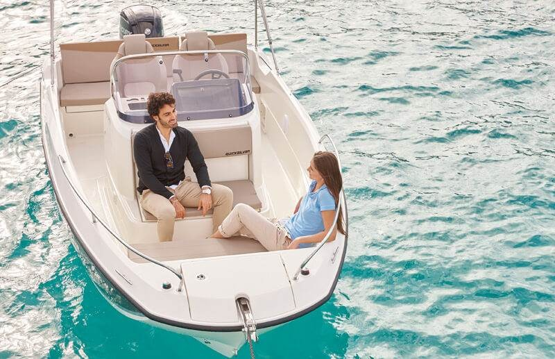 The Quicksilver Activ 605 Open wins Boat of the Year 2017 Award-